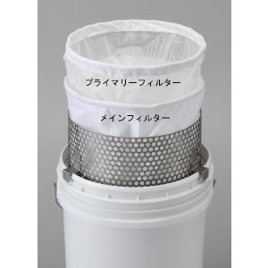 DRESTER-1000専用プライマリーフィルター(5枚入)|shinyudirect