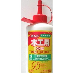 コニシ 木工用ボンド 500g CH-18|shioken