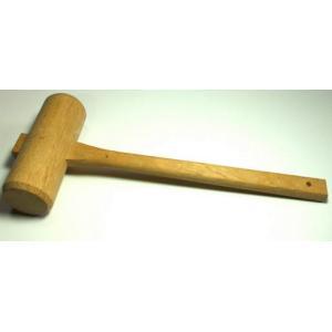 木製 ハンマー 54mm|shioken