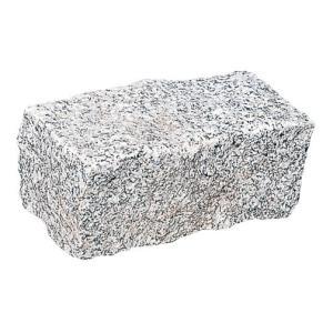 ピンコロW(2丁掛け) 白御影石(花崗岩) 5個|shioken