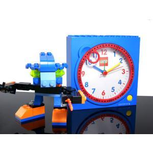 LEGO レゴ 目覚まし時計 クラシッククロック|shioken