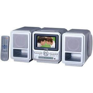 Bearmax TV付DVDミニコンポ MVS6950T|shioken