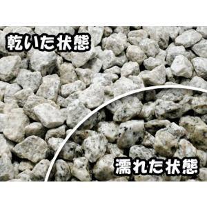 白御影砂利(白川砂) 15kg|shioken