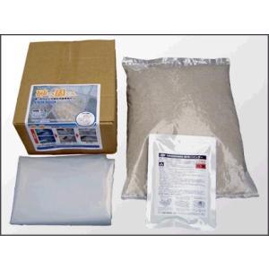 モルタル不要の固まる砂目地 砂固定用接着剤|shioken