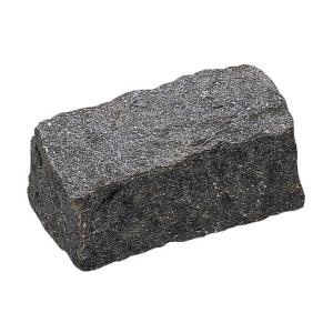 ピンコロW(2丁掛け) 黒御影石(花崗岩) 5個|shioken