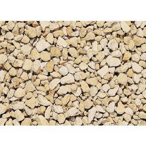 英国化粧砂利 コッツクラッシュ(石灰石) 天然石 サンプル約900g |shioken