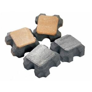 グラスキューブ 植生インターロッキング(舗装用ブロック) 25個入り|shioken