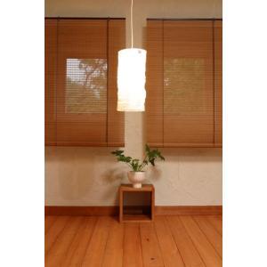 竹のロールスクリーン(2) (S)幅60cm×高さ135cm|shioken