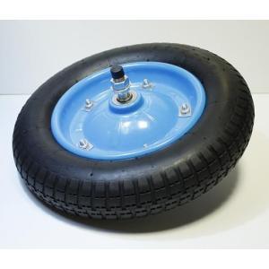 一輪車ノーパンクタイヤ |shioken