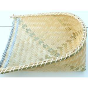 竹箕(たけみ) 農業用竹製てみ|shioken