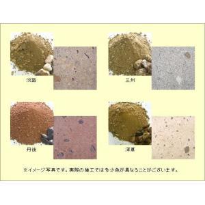 日本の伝統たたき土 彩土たたき 1m2分セット  |shioken