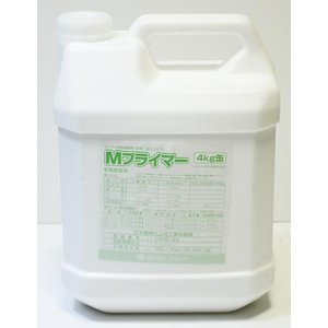 Mプライマー45 モルタル接着増強剤(塗布・混入タイプ)4kg|shioken