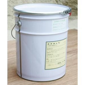 カチオン性樹脂モルタル コテ塗りタイプ カチオンV 20kg缶|shioken