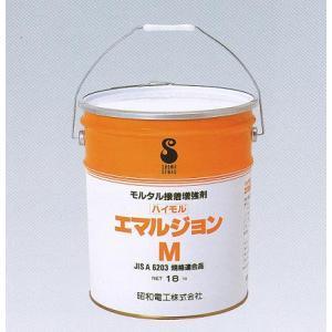 ハイモルエマルジョンM 18kg缶|shioken