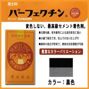 セメント石灰着色剤 パーフェクチン 黒色 450g|shioken