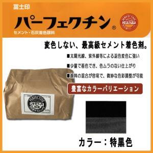 セメント石灰着色剤 パーフェクチン 特黒色 450g|shioken