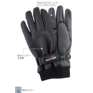 ペンギンエース ノンスリップライト Pパターン 冬用手袋 WINTER W-1 shioken