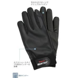 ペンギンエースノンスリップライト Pパターン 冬用手袋 WINTER W-3|shioken