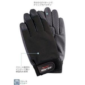 ペンギンエース ノンスリップライト Pパターン 冬用手袋 WINTER W-2 shioken