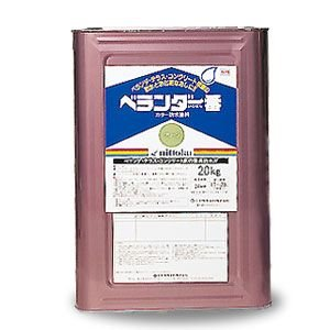 カラー防水塗料 ベランダ一番 20kg缶 shioken