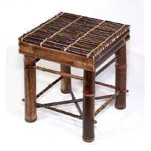 黒竹一人掛け椅子|shioken