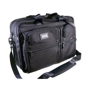 TUMI トゥミ ラージ ブリーフケース ビジネスバッグ 26160|shioken