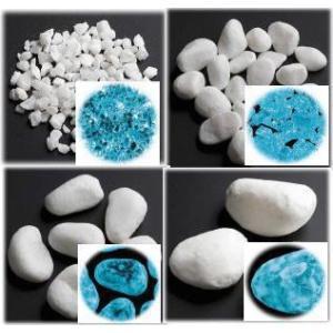 幻想的に光る石 蓄光石 ルミナ・ストーン  400g 30mm|shioken