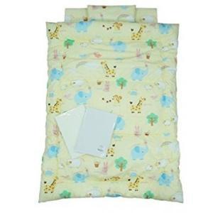 ベビー組布団セット アニマル柄 西川日本製なので高品質|shiotafuton