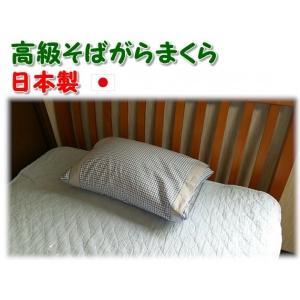 そばがらまくら(50×35cm) 日本製 shiotafuton