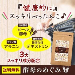 「酵母のめぐみ」 ビール酵母 難消化性デキストリン入り 200g/約1ヶ月分|shioyu-naginoto