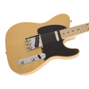 Fender (フェンダー) エレキギター MADE IN JAPAN TRADITIONAL 50S TELECASTER カラー:Butterscotch Blonde 【ギグバッグ付属】 shiraimusic
