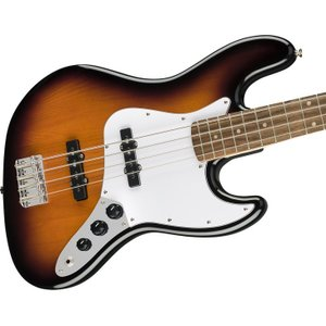 Squier (スクワイア/スクワイヤー) エレキベース Affinity Series Jazz Bass カラー:Brown Sunburst【ソフトケース付属】【送料無料】|shiraimusic