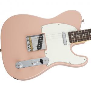 Fender (フェンダー) エレキギター MADE IN JAPAN HYBRID 60S TELECASTERカラー:Flamingo Pink【ギグバッグ付属】 shiraimusic