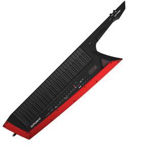ローランド DIGITAL KEYBOARDRoland AX-EDGE ブラック (ショルダーキーボード/キーター) 【送料無料(沖縄県・離島は別途送料が必要です)】|shiraimusic