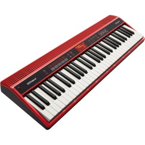 ローランド キーボード 61鍵 Roland GO:KEYS GO-61K【送料無料】【はじめての鍵盤ワークショップ動画プレゼント】|shiraimusic
