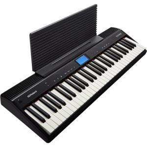 ローランド キーボード 61鍵 Roland GO:PIANO GO-61P【送料無料】【はじめての鍵盤ワークショップ動画プレゼント】|shiraimusic