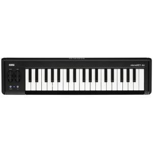 コルグ MICROKEY2-37AIR ワイヤ レス接続対応MIDIキーボード 37 鍵盤 KORG microKEY Air■■|shiraimusic