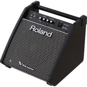 ローランド V-Drums 専用のモニター・スピーカー Roland Personal Monitor for V-Drums PM-100【送料無料(沖縄県・離島は別途送料が必要です)】|shiraimusic