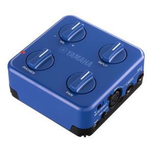 ヤマハ セッションケーキ ミキシングヘッドアンプSessionCake SC-02 (Stereo/Mono入力端子 キーボード・電子ドラム・マイクに最適)|shiraimusic
