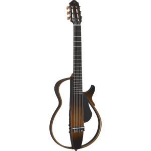ヤマハ サイレントギターYAMAHA SLG200N (TBS)【ソフトケース付属】【送料無料】 shiraimusic