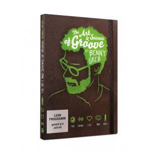 【教則DVD】BENNY GREB (ベニー・グレブ) The Art & Science of Groove shiraimusic