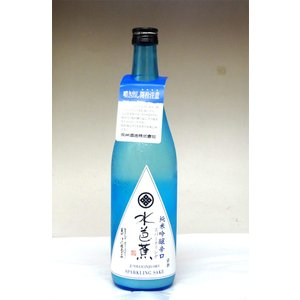水芭蕉 純米吟醸辛口スパークリング 720ml − 永井酒造