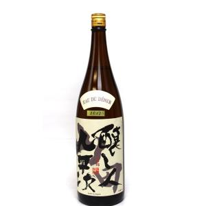 醸し人九平次 純米大吟醸 山田錦 1800ml − 萬乗醸造
