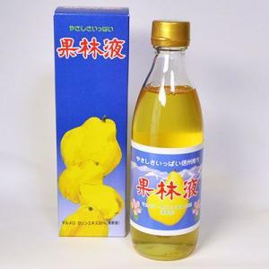 のどに優しい花梨液 360ml 1本 濃縮タイプ|shirakaba