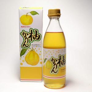 のどに優しい柚かりん 360ml 1本 濃縮液