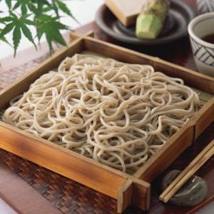 蕎麦通の信州そば 生そば 小1個 約3人前 中身465g麺330g|shirakaba