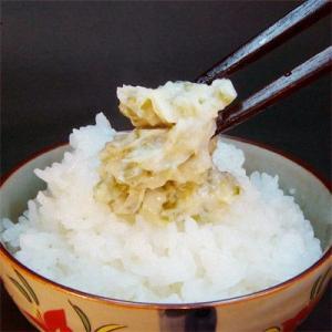 わさび 山菜わさび漬け かす漬け 210g 長野 お土産|shirakaba