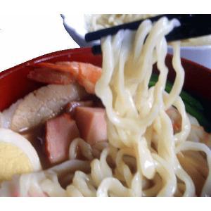 ラーメン送料無料 冷やし中華ラーメン  2種類10食セット冷やし中華ごまだれ& 冷し中華レモン風味|shirakawara-men|14
