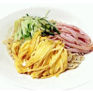 冷やし中華ラーメン 送料無料 2種類10食セット 冷やし中華ごまだれ& 冷し中華レモン風味|shirakawara-men|14