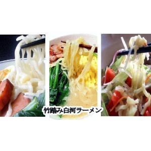 冷やし中華ラーメン 送料無料 2種類10食セット 冷やし中華ごまだれ& 冷し中華レモン風味|shirakawara-men|15